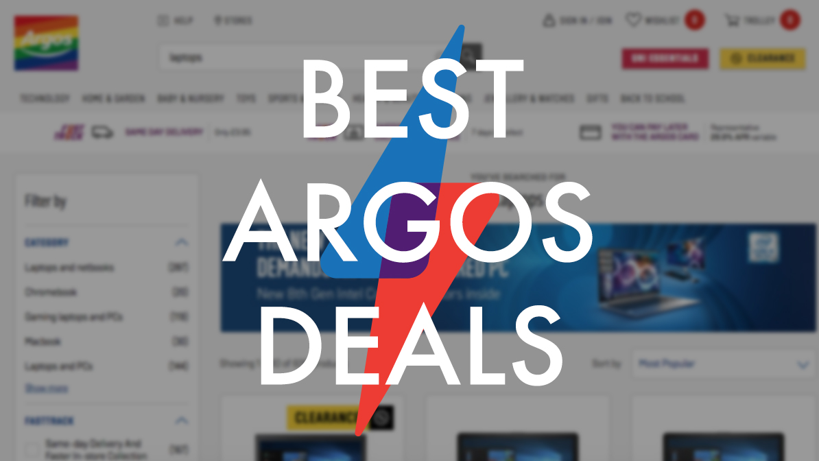 Argos Black Friday 2018 Deals – All the best UK buys on sale - Live